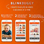 Blinkbuggy iPhone Baby Album App