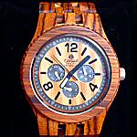 Tense Wooden Watch 150