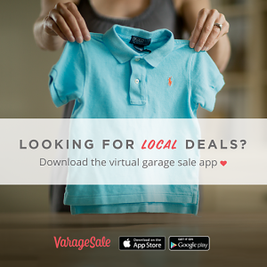 Looking for Local Deals in DFW - Download the VarageSale App