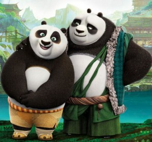 Kung Fu Panda 3 - Take Time to Be a Dad Today