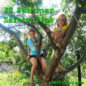 20 Summer Safety Tips for Kids