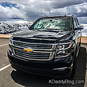 2016 Chevy Tahoe Family Summer Road-trip