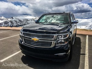 Chevy Tahoe car review