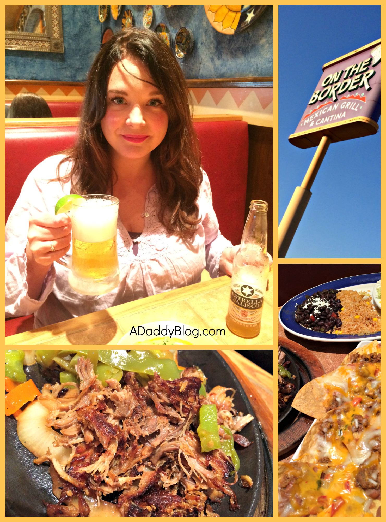 Mexican food in Texas