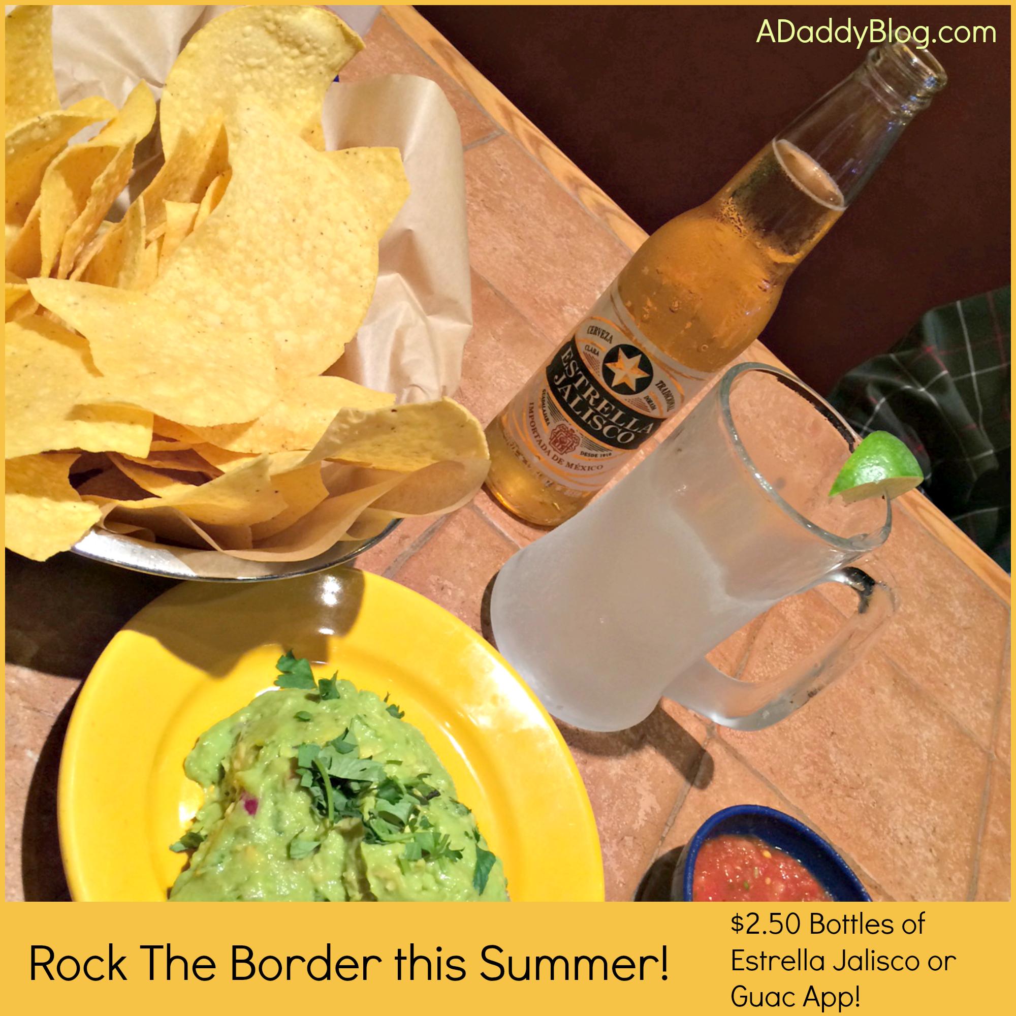 rock the border deal