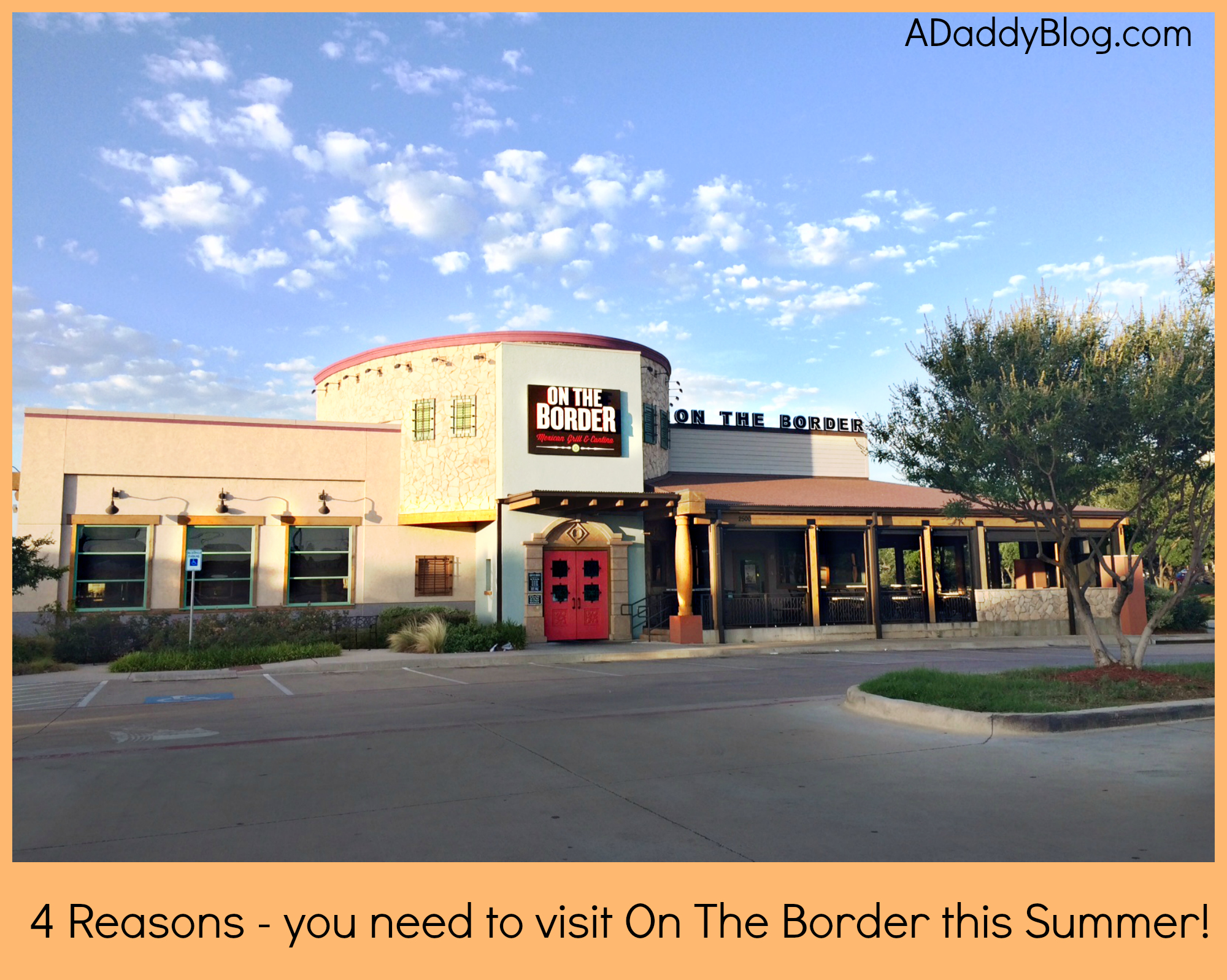 visit on the border