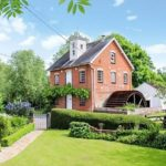 Home for sale in Suffolk with a working watermill