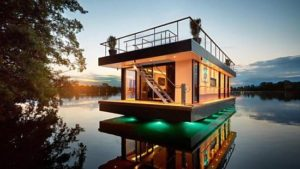 Houseboat for sale near London