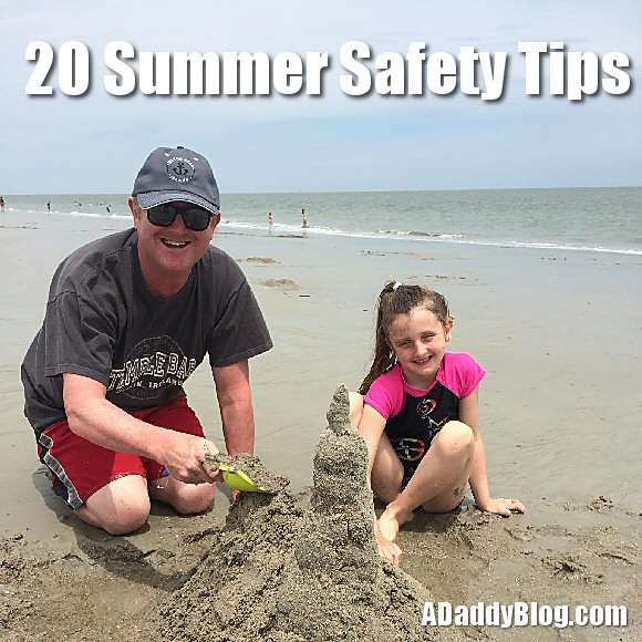 20 Summer Safety Tips for Families