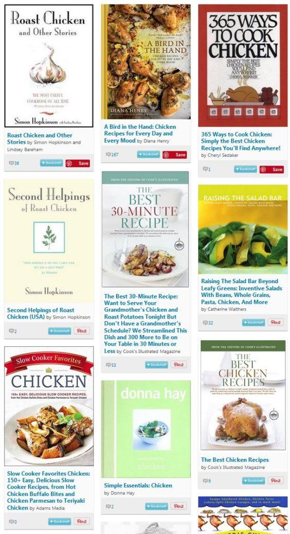 chicken cookbooks