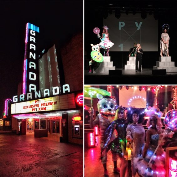 PY1 Media Event in Dallas at the Granada Theater on Lower Greenville