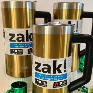 zak! insulated mugs