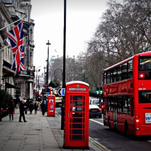 London - Mind the Gap!